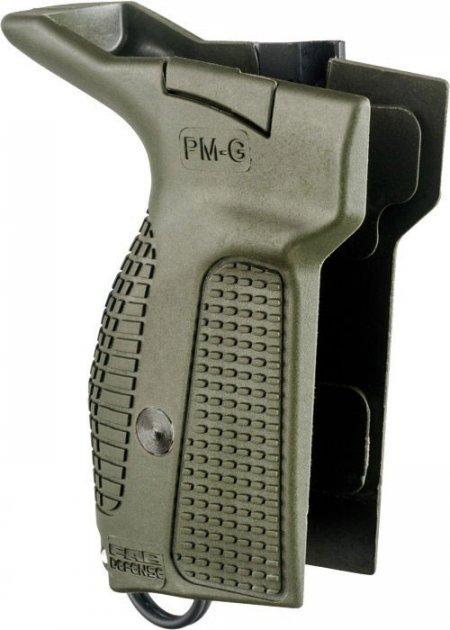Тактическая рукоятка FAB Defense для ПМ Цвет - green - изображение 1