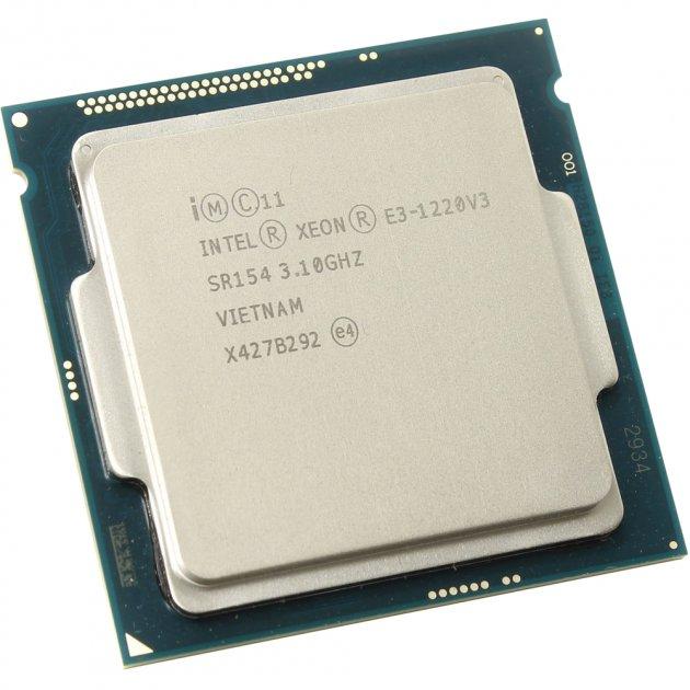 Процессор Intel Xeon E3 1220 v3 (CM8064601467204) - зображення 1