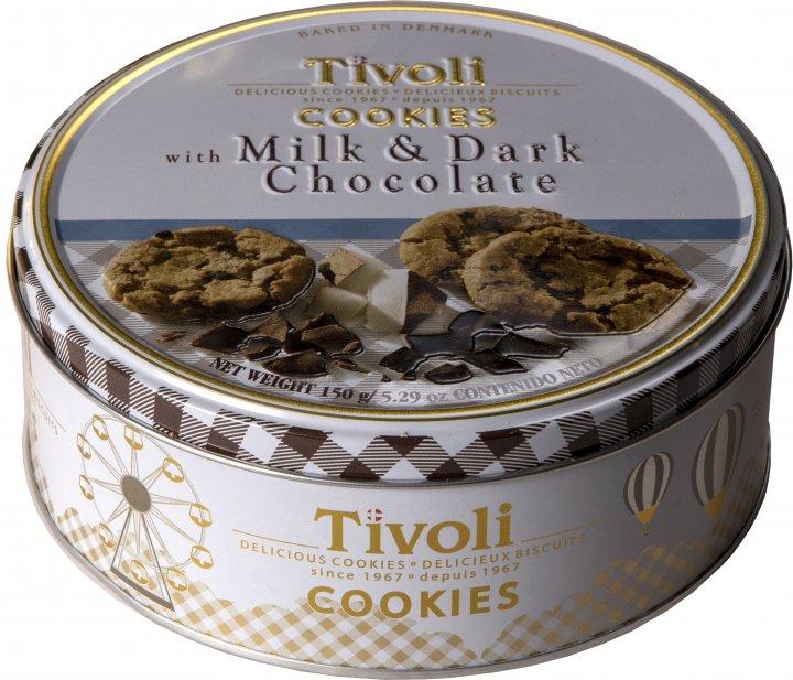 Печенье Jacobsens Тиволи Европейское 150 г (5776879010970) - изображение 1