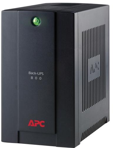 Джерело безперебійного живлення APC Back-UPS 800VA IEC (BX800LI) - зображення 1
