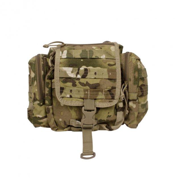 Сумка-подсумок P1G-TAC Field Butt Pack Multicam 2000000031941 - изображение 1