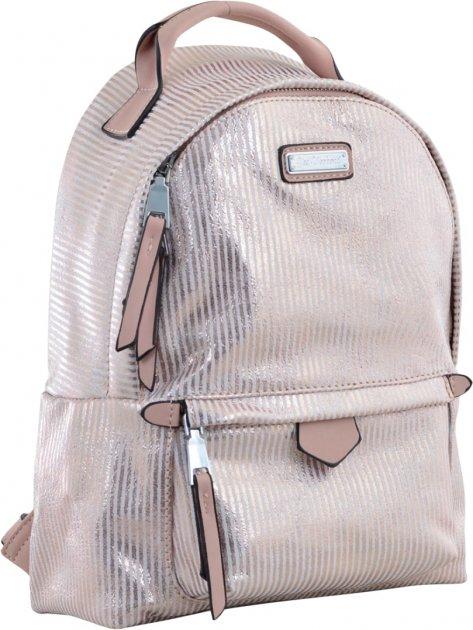 Рюкзак молодёжный Yes Weekend YW-27 22x32x12 Розовый (5056137106486) (555890) - изображение 1
