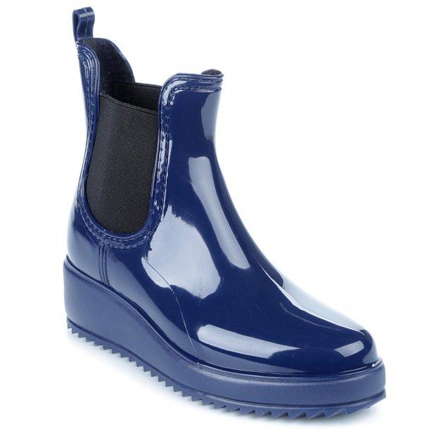 Резиновая обувь женские Casual Кеж-9020-162 navy-171 36 Ар.91760136 - изображение 1