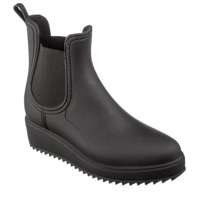 Резиновая обувь женские Casual Кеж-2076-191 black-191 38 Ар.91903838 - изображение 1