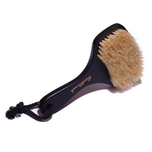 Масажна щітка антицелюлітна для сухого масажу з бука і щетини кабана від BlackTouch Dry Brush(1шт/уп) - зображення 1
