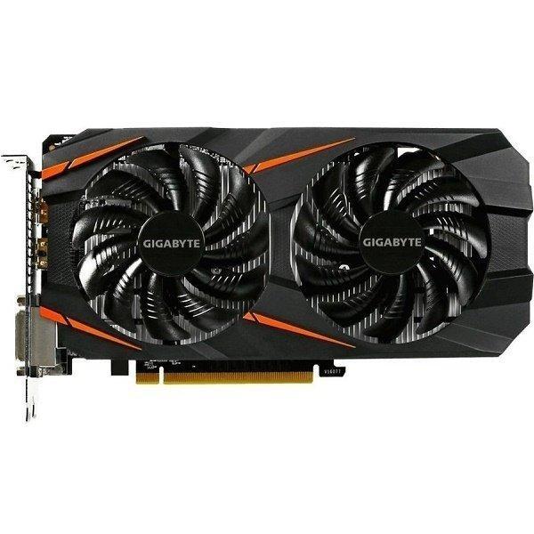 Відеокарта Gigabyte GeForce GTX 1060 GDDR5 3Gb Б/У - зображення 1
