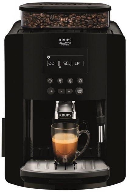 Кофемашина KRUPS Arabica EA817010 - изображение 1
