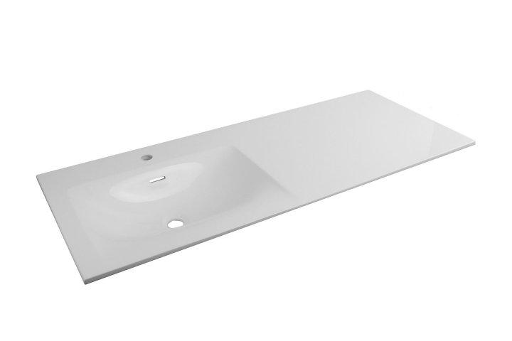 Умывальник для ванной комнаты Bulsan Linea 1205x515х160 левый - изображение 1