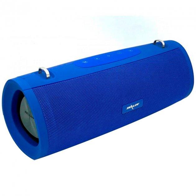 Портативная Bluetooth колонка OudioBop Zealot S39, Dark Blue - зображення 1