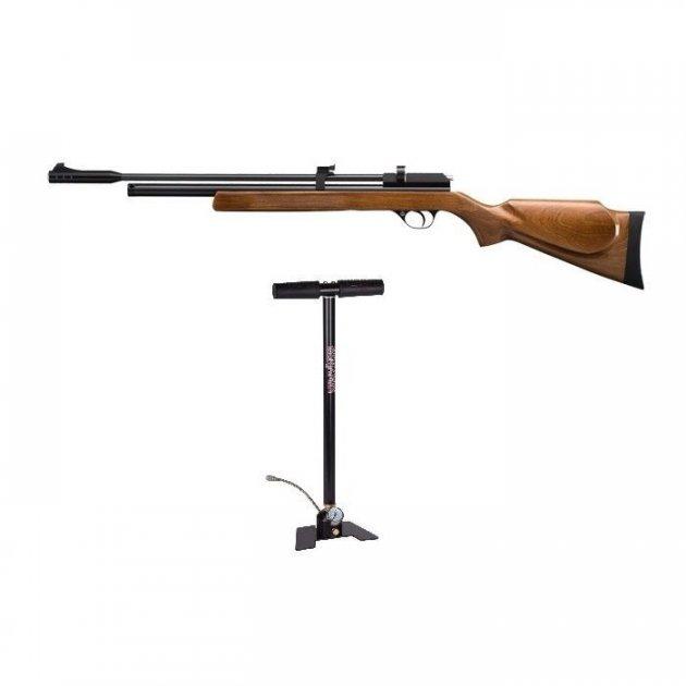 Пневматическая винтовка Artemis PR900W с насосом - изображение 1