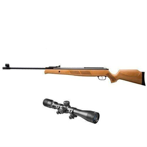 Пневматическая винтовка Artemis GR1600W + ПО 3-9x40 - изображение 1