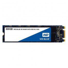 WD SSD Blue M.2 500 GB (S500G2B0B) - изображение 1