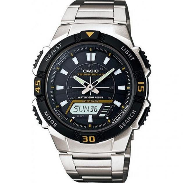 Чоловічий годинник Casio AQ-S800WD-1E - зображення 1