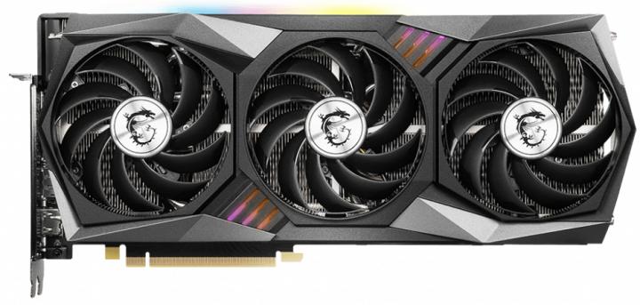Відеокарта MSI GeForce RTX 3060 Gaming X Trio 12G 12GB GDDR6 (RTX 3060 GAMING X TRIO 12G) (6677775) - зображення 1