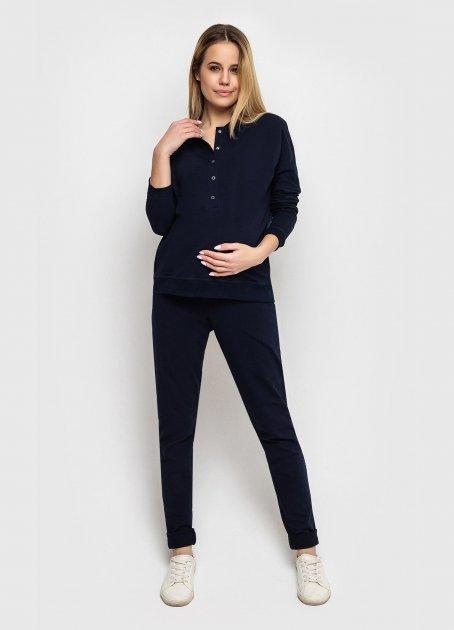 Штани для вагітних Koko boutique L/XL сині - зображення 1