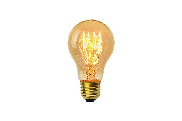 Лампа works едісона Eb40(лофт)A60 E27 - зображення 1