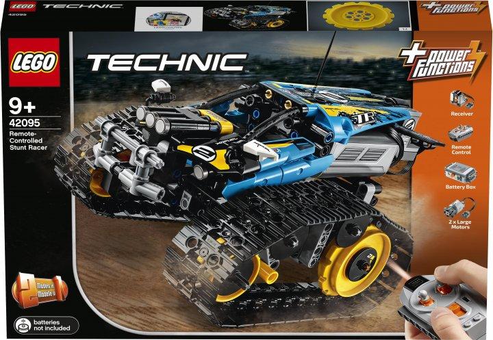 Конструктор LEGO TECHNIC Скоростной вездеход с ДУ 324 детали (42095) - изображение 1