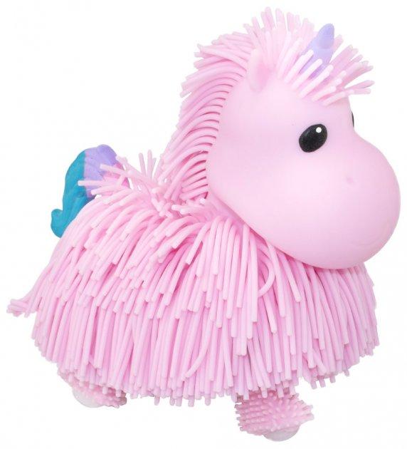 Интерактивная игрушка Jiggly Pup Волшебный Единорог розовый (JP002-WB-PI)