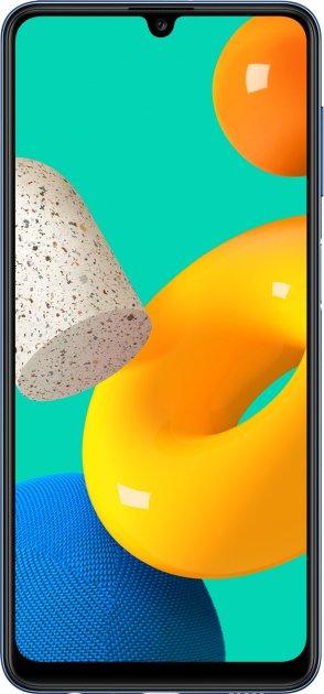 Мобильный телефон Samsung Galaxy M32 6/128GB Light Blue (SM-M325FLBGSEK)