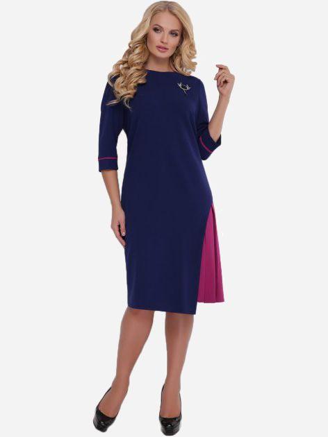 Платье VLAVI 121701 Ванда 48 Синее - изображение 1