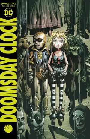 Doomsday Clock #6 Cover A Regular Gary Frank Cover - зображення 1