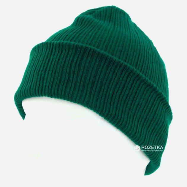 Шапка Traum 2514-27 Зелена (4820002514277) - зображення 1