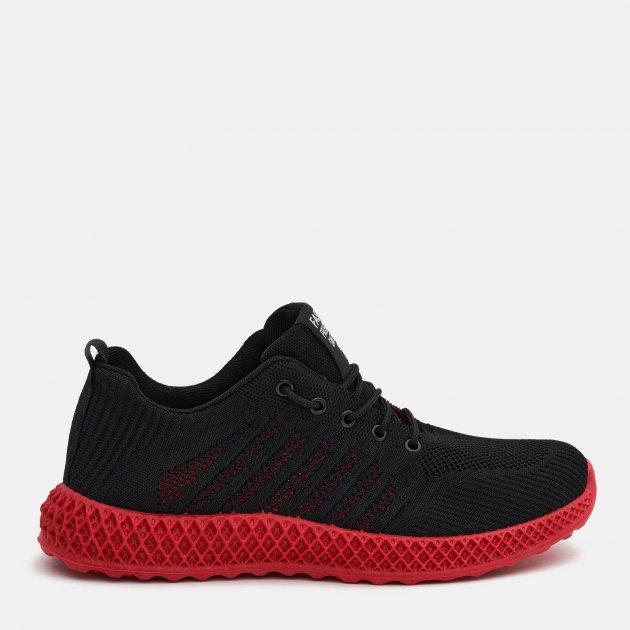 Кроссовки Ideal N06 41 25.5 см Черные (2400000254072) - изображение 1