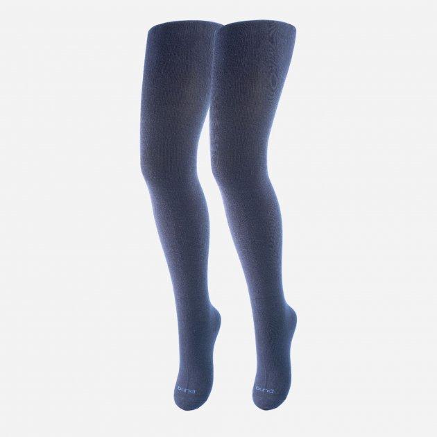 Колготки DUNA 4398 XXS (98-104 см) Темно-сині (4823094633505) - зображення 1
