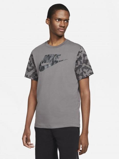 Футболка Nike M Nsw Tee Futura Club Fill DA0325-068 M (194502426670) - изображение 1