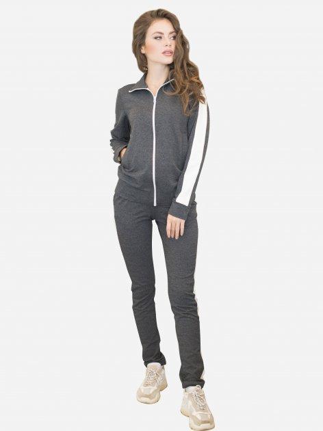 Спортивный костюм ELFBERG 405 42-44 Серый (2000000354521) - изображение 1