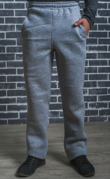 Fashions • Мужские штаны Chester Fashions 56-58 серый (01371-бр-ве) - изображение 1