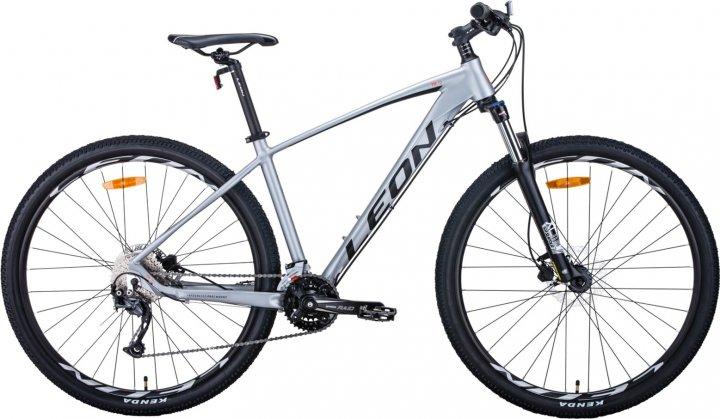 "Велосипед Leon TN-70 HDD 29"" 21"" 2021 Серый (м) (OPS-LN-29-108) - изображение 1"