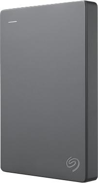 Жорсткий диск Seagate Basic 4TB STJL4000400 2.5 USB 3.0 External Gray - зображення 1