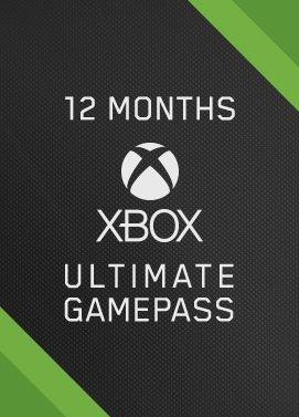 Підписка Xbox Game Pass Ultimate на 12 місяців | Всі Країни - зображення 1