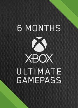 Підписка Xbox Game Pass Ultimate на 6 місяців | Всі Країни - зображення 1