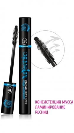 """Туш для вій чорна """"подовження"""" TF Cosmetics Mystic Black Lash Mascara (ТМ-21) - зображення 1"""