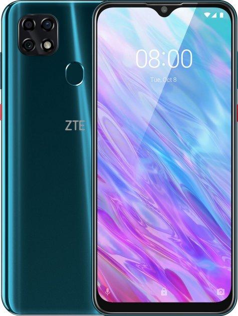 Мобильный телефон ZTE Blade 20 Smart 4/128GB Gradient Green - изображение 1