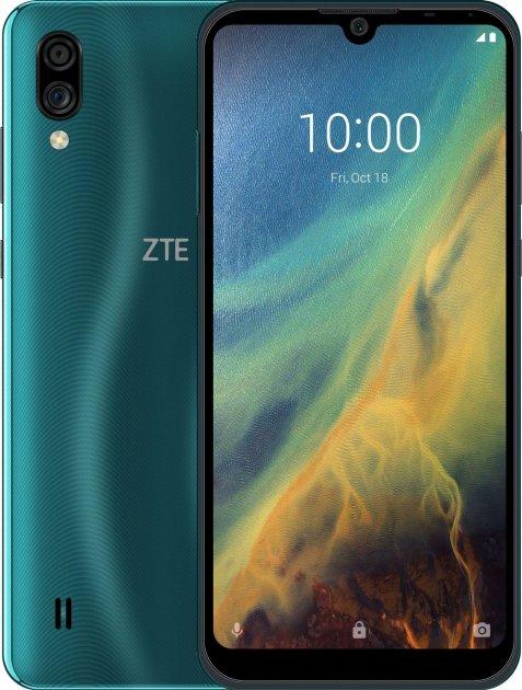 Мобильный телефон ZTE Blade A5 2020 2/32GB Green - изображение 1