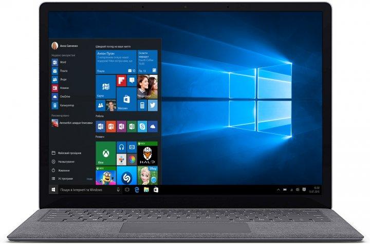 Ноутбук Microsoft Surface Laptop 4 (5BT-00035) Platinum - изображение 1
