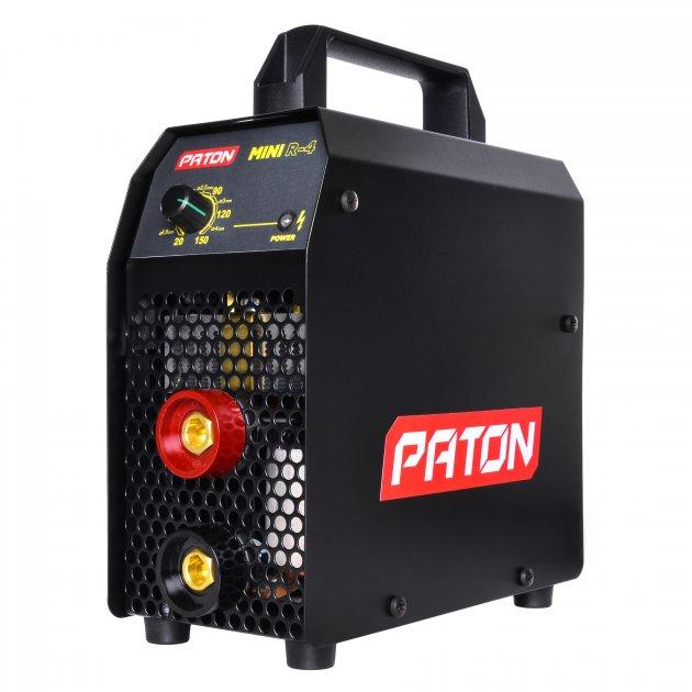 Сварочный аппарат-инвертор Патон Mini R-4 (R4RZTK090721) - изображение 1
