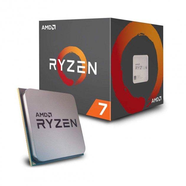 Процессор AMD Ryzen 7 2700X 3.7GHz/16MB (YD270XBGAFBOX) sAM4 Б/В - зображення 1