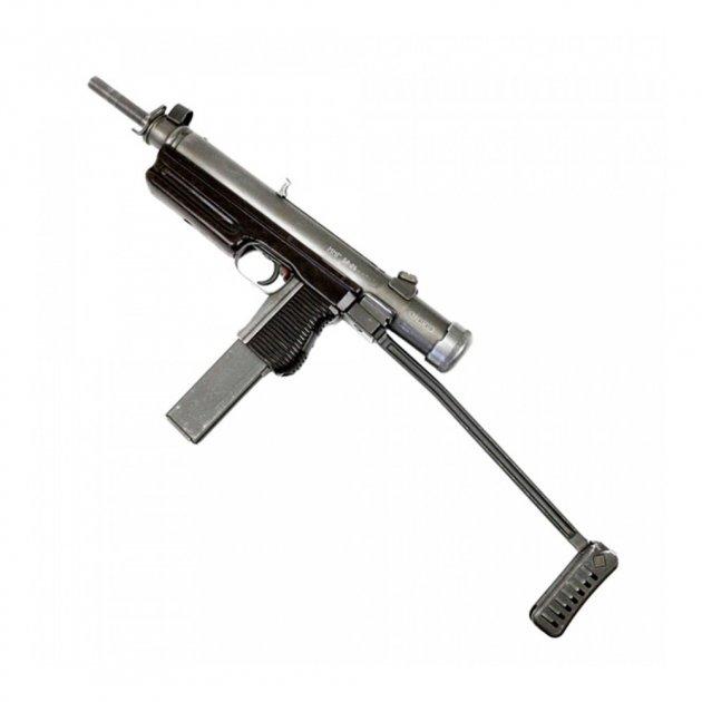 """Макет пістолет-кулемет (ММГ) SA 26 """"Samopal 26"""" c документами Укроборонпрому - зображення 1"""