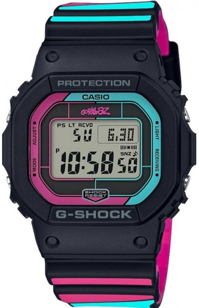 Мужские часы CASIO G-SHOCK GW-B5600GZ-1ER - изображение 1
