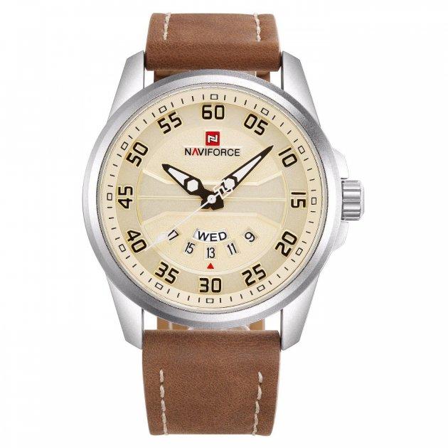Чоловічі годинники Naviforce SBBN-NF9124 (9124SBBN) - зображення 1