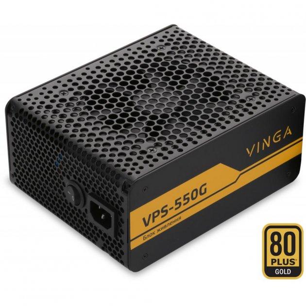 Блок питания Vinga 550W (VPS-550G) - изображение 1