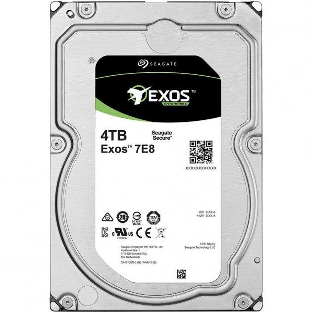 "Жорсткий диск 3.5"" 4TB Seagate (ST4000NM002A) - зображення 1"