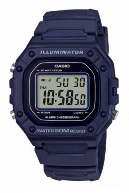 Часы CASIO W-218H-2AVEF - изображение 1