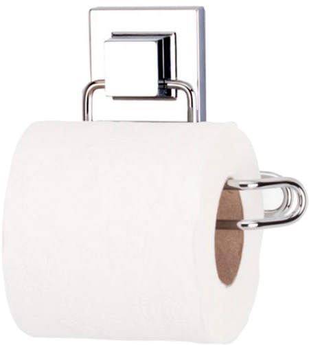 Тримач для туалетного паперу TEKNO-TEL EF.271-К хром - зображення 1