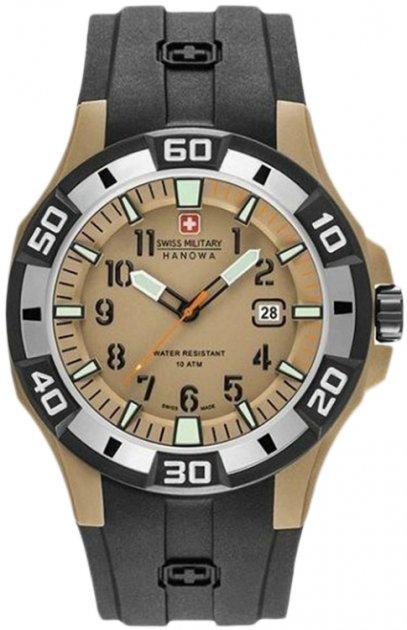 Чоловічий годинник SWISS MILITARY HANOWA 06 4292.24.024.07 - зображення 1