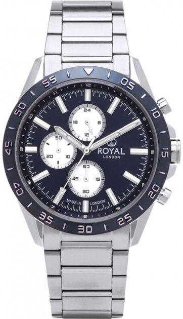 Чоловічий годинник ROYAL LONDON 41411-06 - зображення 1